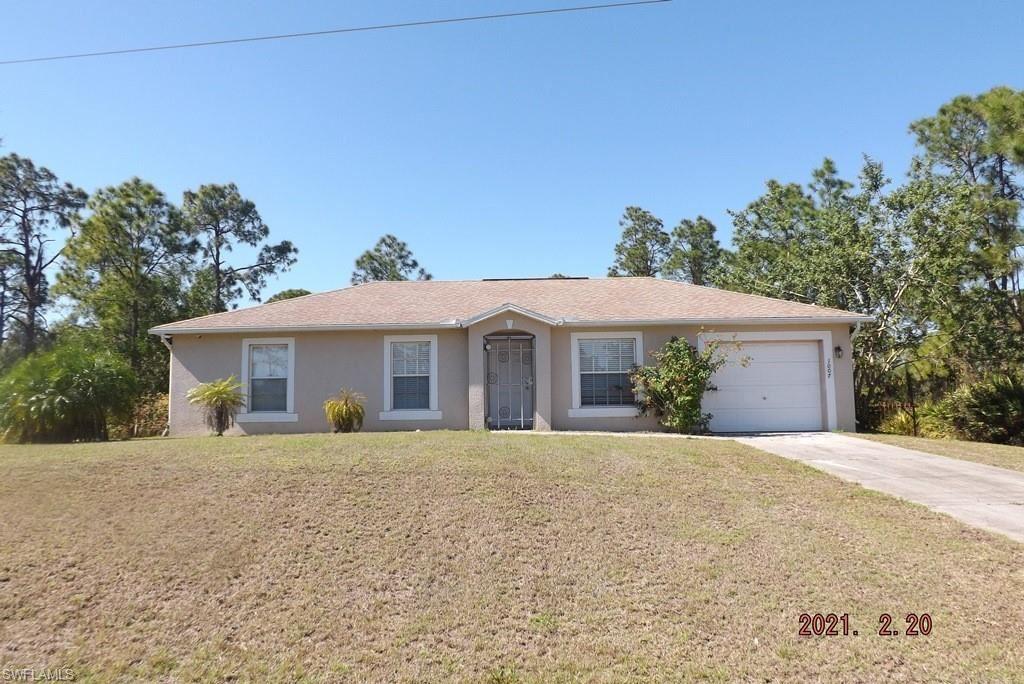 1007 Grant Boulevard, Lehigh Acres, FL 33974 - #: 221014992