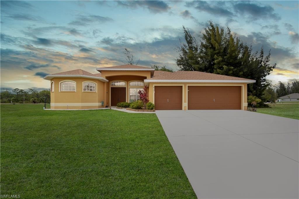 4101 NW 22nd Street, Cape Coral, FL 33993 - #: 221037996