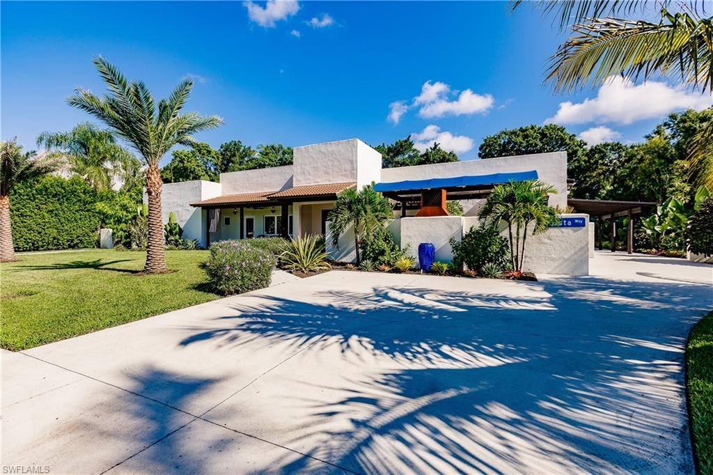 1291 Caloosa Drive, Fort Myers, FL 33901 - #: 221057996