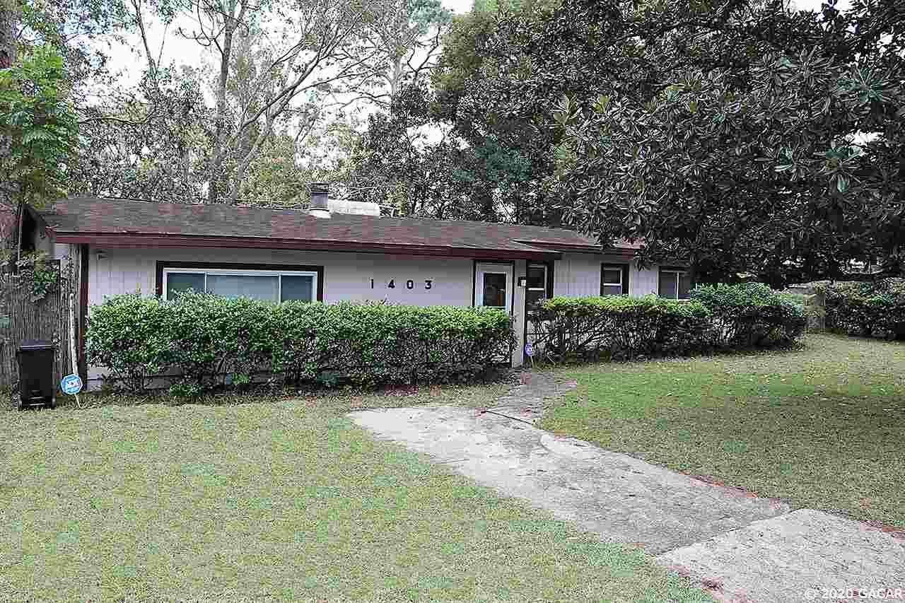 1403 NE 20TH Avenue, Gainesville, FL 32609 - #: 440008