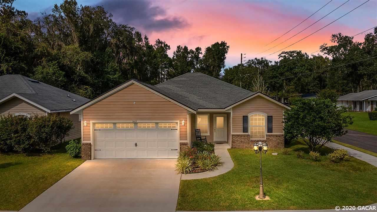3402 NW 54TH Place, Gainesville, FL 32653 - #: 439032