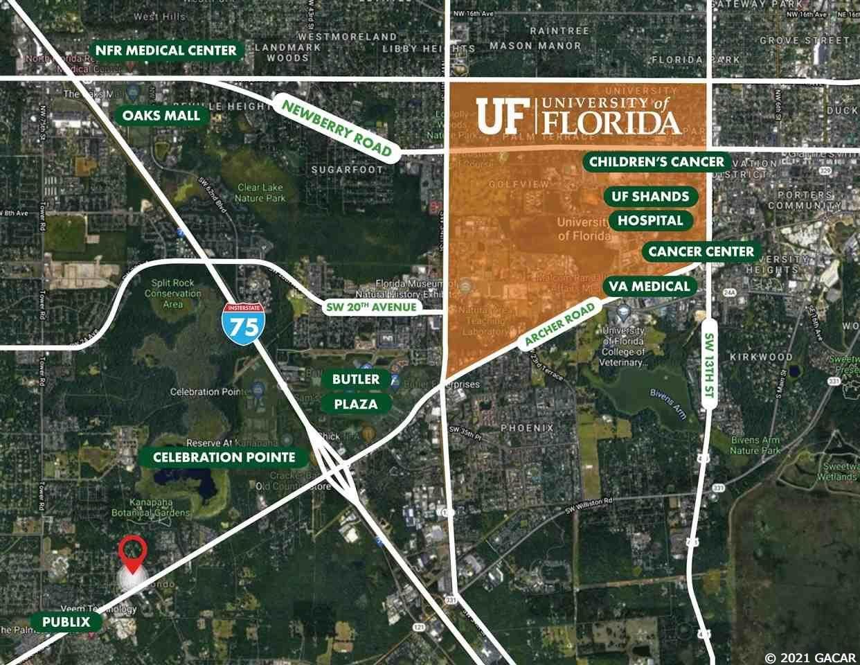 6300 SW Archer Road, Gainesville, FL 32608 - #: 445068