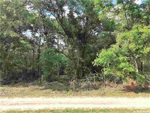 Photo of T/B/D NE 83rd Lane, Bronson, FL 32621 (MLS # 424089)