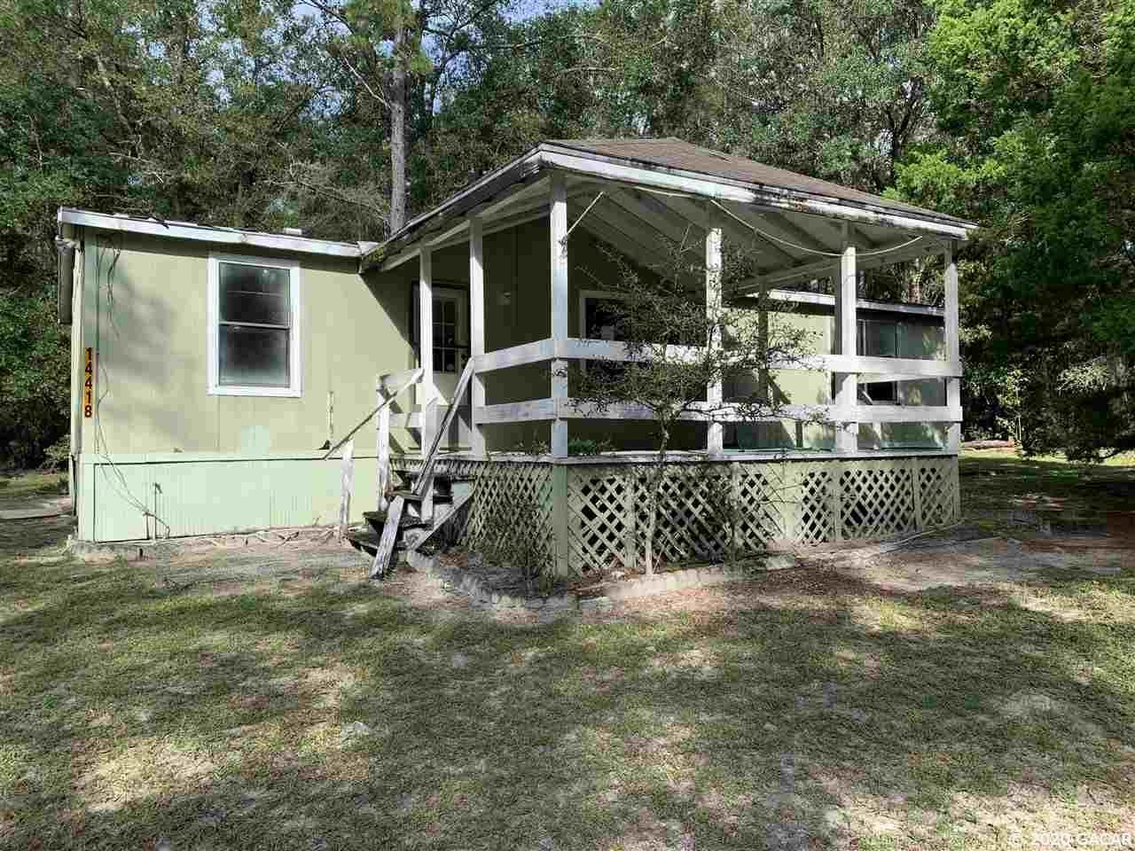 14418 NW 243rd Terrace, High Springs, FL 32643 - #: 439095