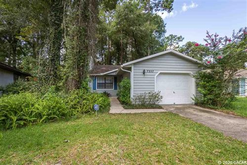 Photo of 7357 SW 21ST Place, Gainesville, FL 32607 (MLS # 437114)