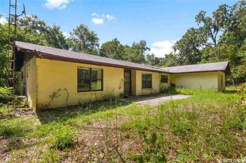 Photo of 21305 NW 86TH Avenue, Micanopy, FL 32667 (MLS # 437124)