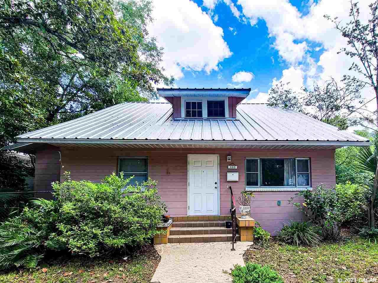 402 NW 3RD Avenue, Gainesville, FL 32601 - #: 445129