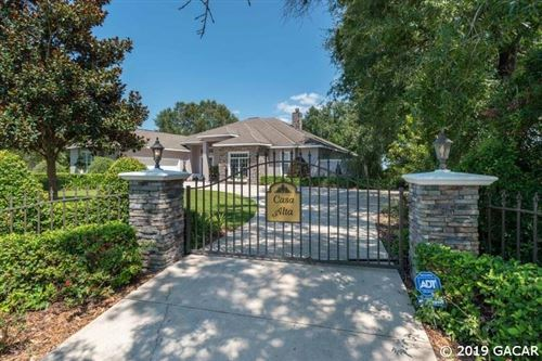 Photo of 16351 NW 10TH Court, Citra, FL 32113 (MLS # 429158)