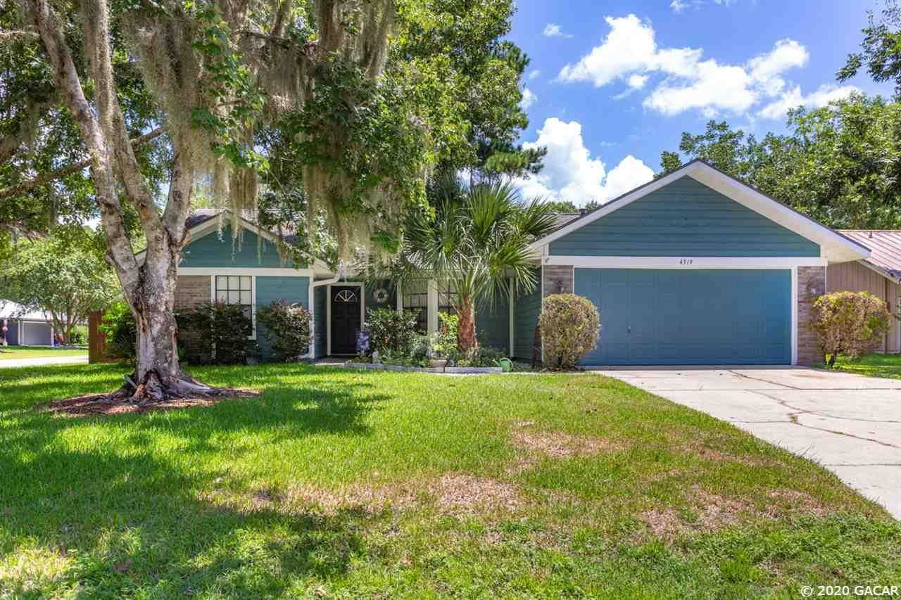 4319 NW 60th Terrace, Gainesville, FL 32606 - #: 437173