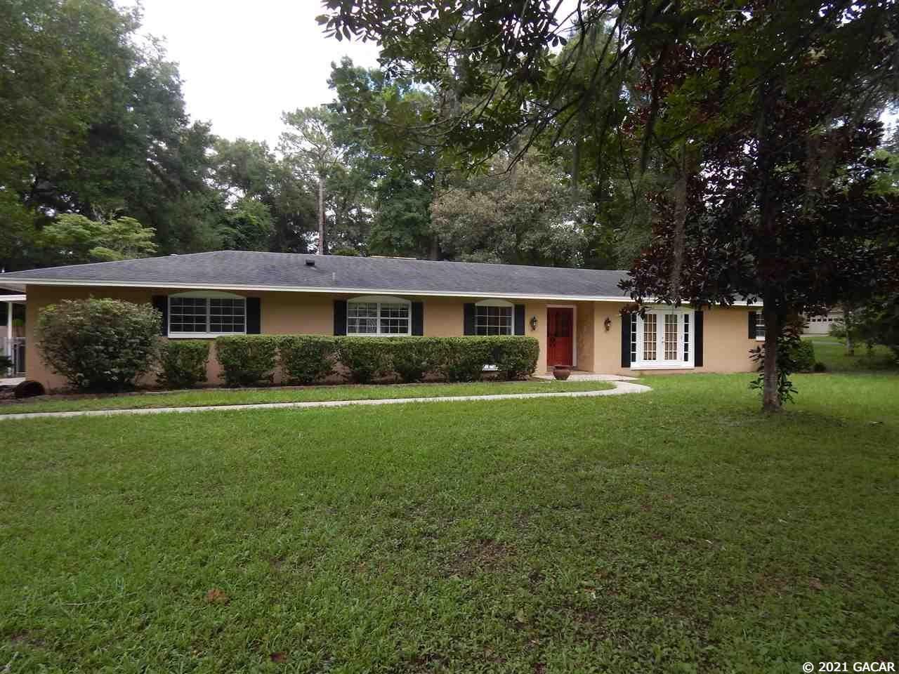 4027 SW 77th Street, Gainesville, FL 32608 - #: 446173