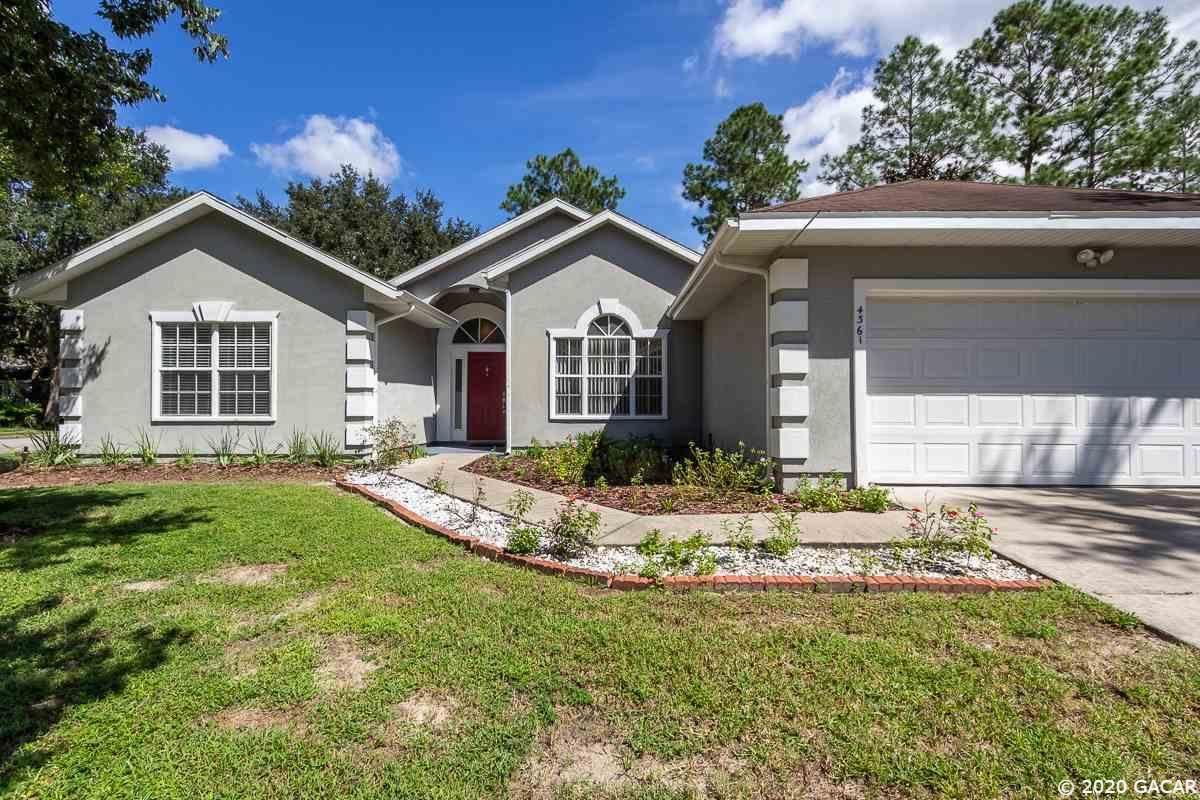 4361 NW 35th Street, Gainesville, FL 32605 - #: 438182