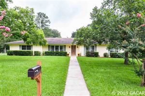 Photo of 3662 NW 49th Lane, Gainesville, FL 35605-1074 (MLS # 417188)