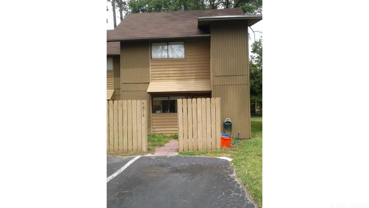 4612 NW 41ST Place, Gainesville, FL 32606 - #: 445214