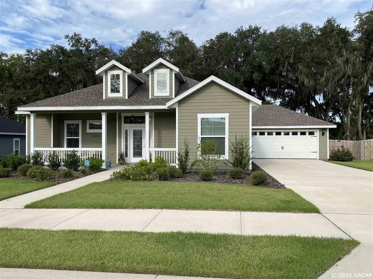 16776 NW 168th Terrace, Alachua, FL 32615 - #: 438220