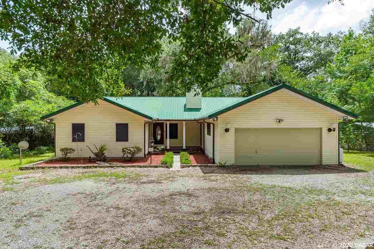 404 SW Bluff Drive, Fort White, FL 32038 - #: 436236