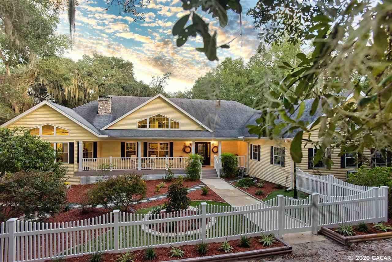 4141 SE State Road 21, Keystone Heights, FL 32656 - #: 439256