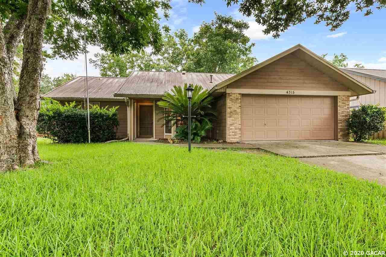4315 NW 60th Terrace, Gainesville, FL 32606 - #: 436281