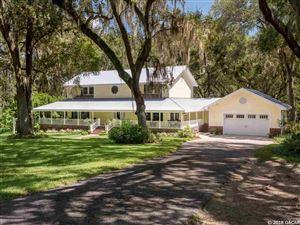 Photo of 11217 NW 115th Terrace, Alachua, FL 32615 (MLS # 412287)