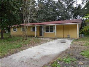 Photo of 632 School Street, Bronson, FL 32621 (MLS # 429318)