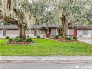 Photo of 3613 NW 46th Place, Gainesville, FL 32605 (MLS # 419322)
