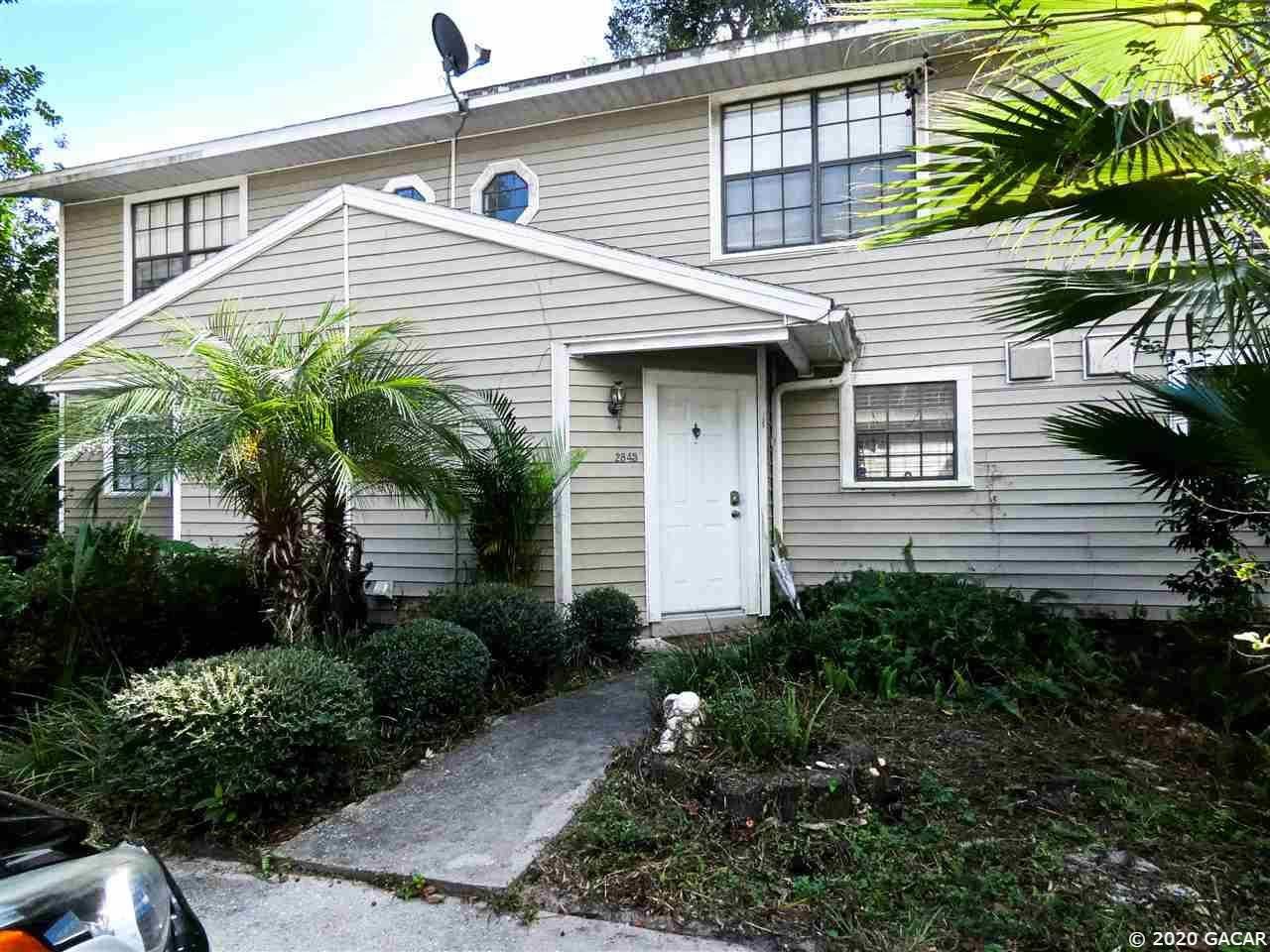 2845 SW 38TH Place, Gainesville, FL 32608 - #: 439353
