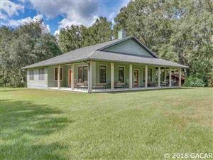 Photo of 25310 NW 227th Drive, High Springs, FL 32643 (MLS # 419359)