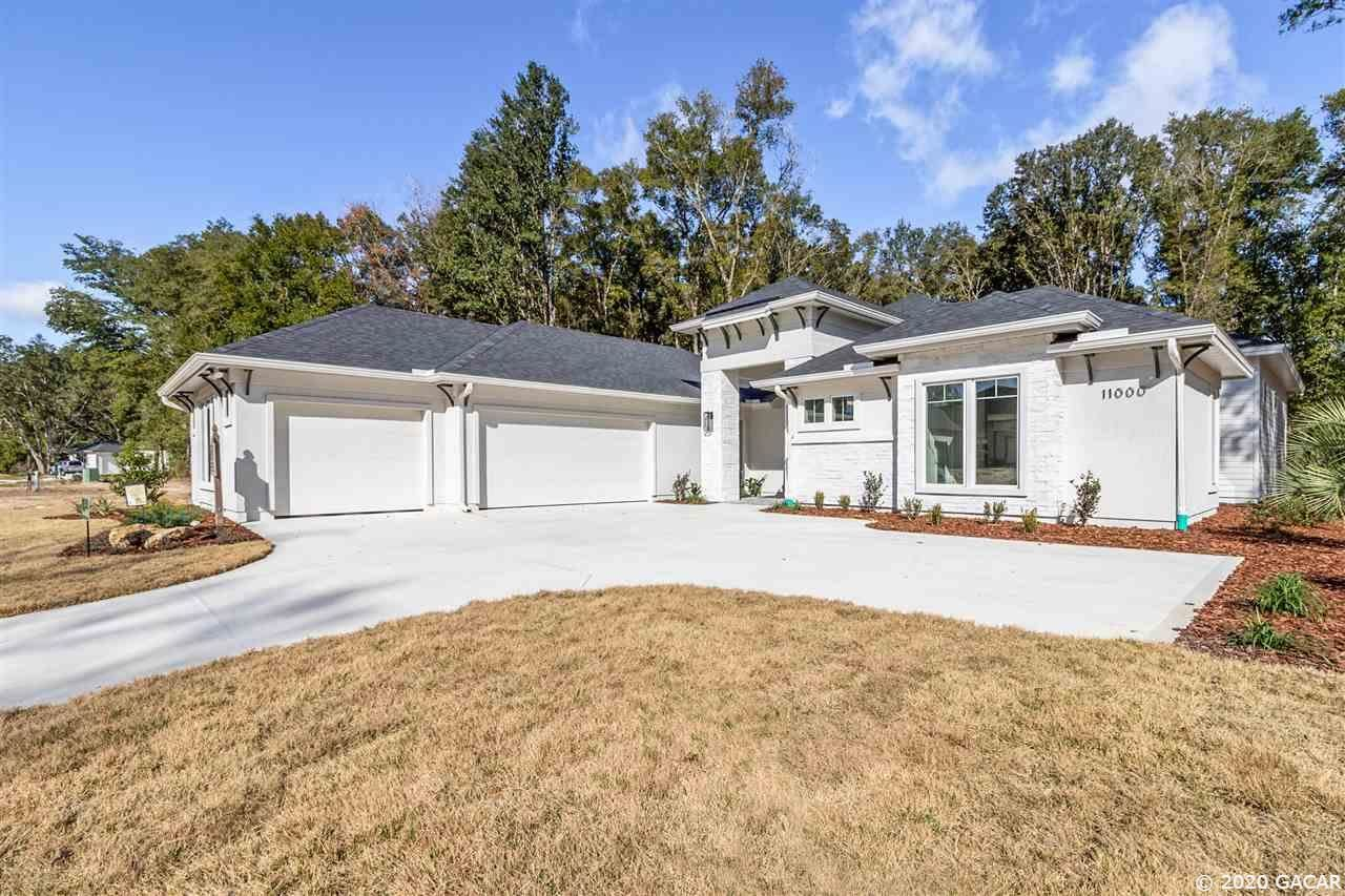 11000 SW 33rd Lane, Gainesville, FL 32608 - #: 433388