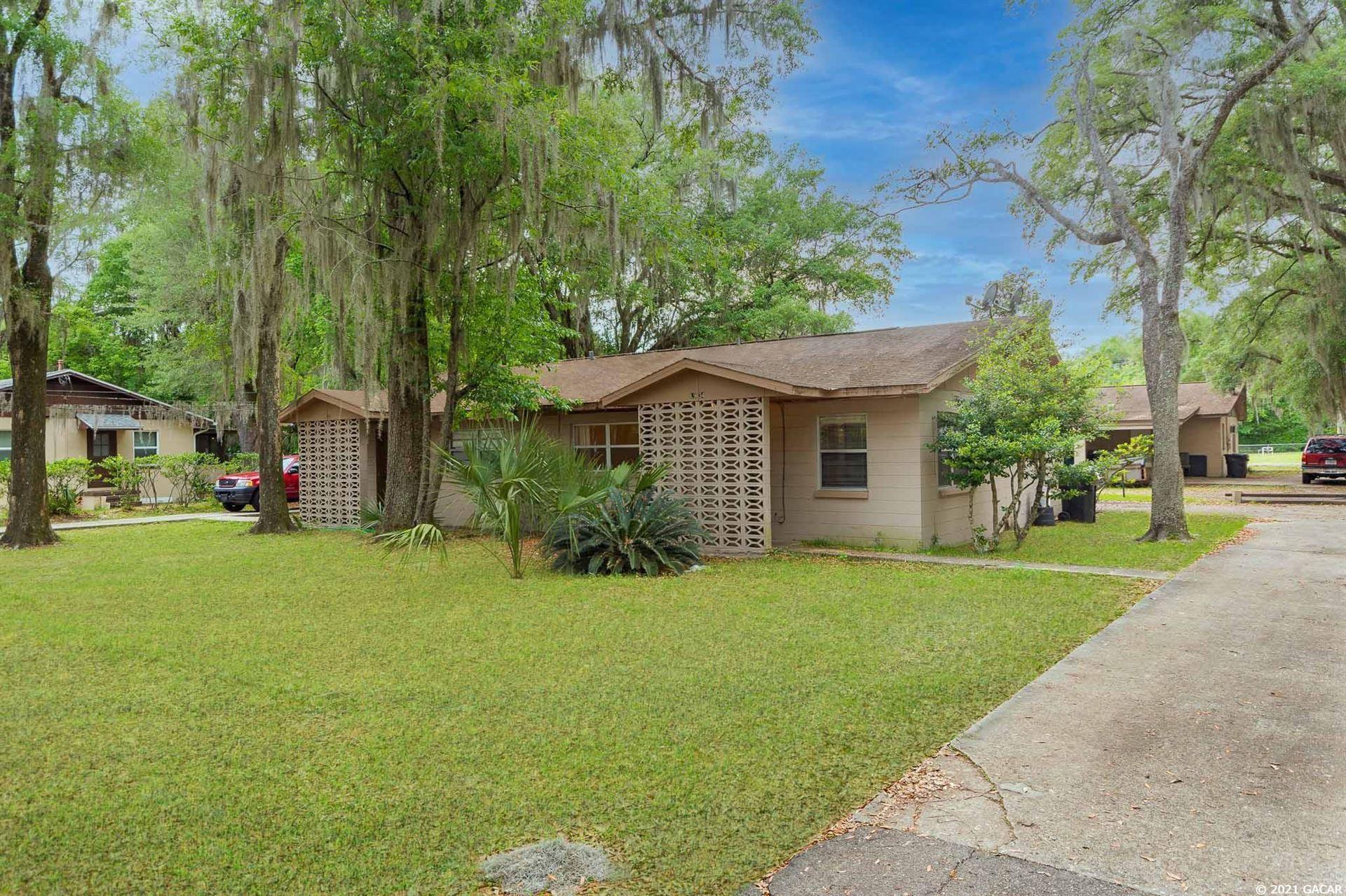 1932 NE 17TH Way, Gainesville, FL 32609 - #: 447404