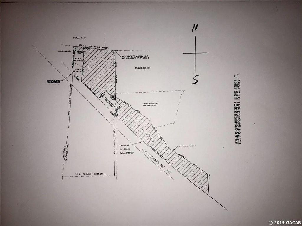 17801 S US Hwy 441, Micanopy, FL 32667 - #: 424421