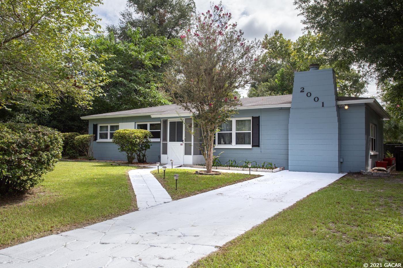 2001 NE 15TH Terrace, Gainesville, FL 32609 - #: 447451