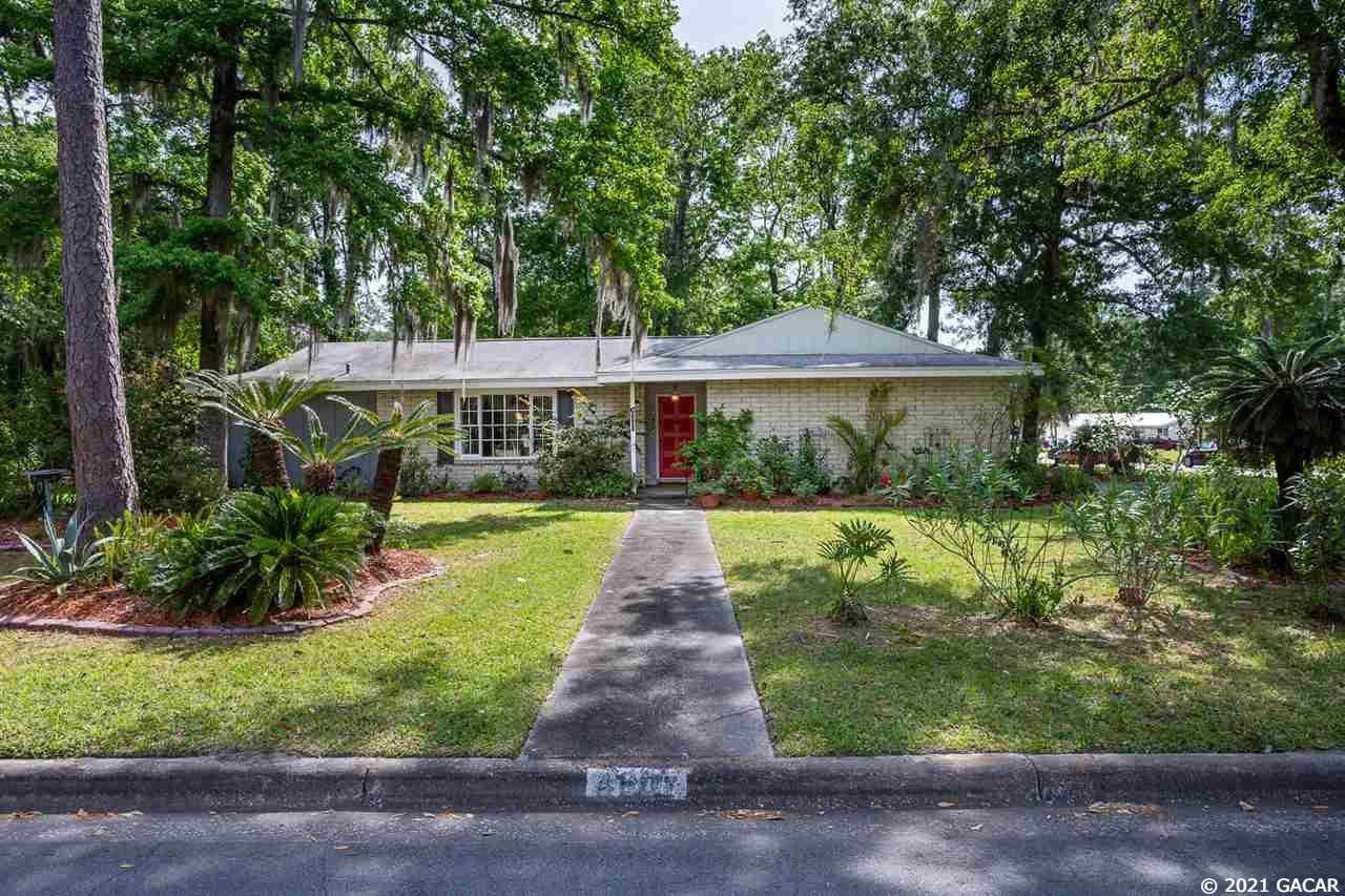 4607 NW 42ND Street, Gainesville, FL 32606 - #: 443493