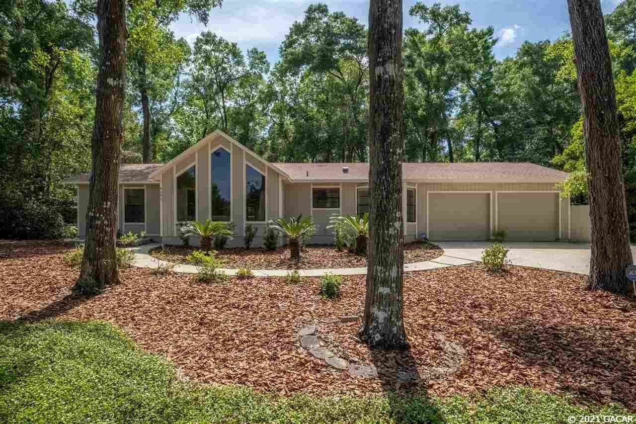 5201 NW 65TH Lane, Gainesville, FL 32653 - #: 443523