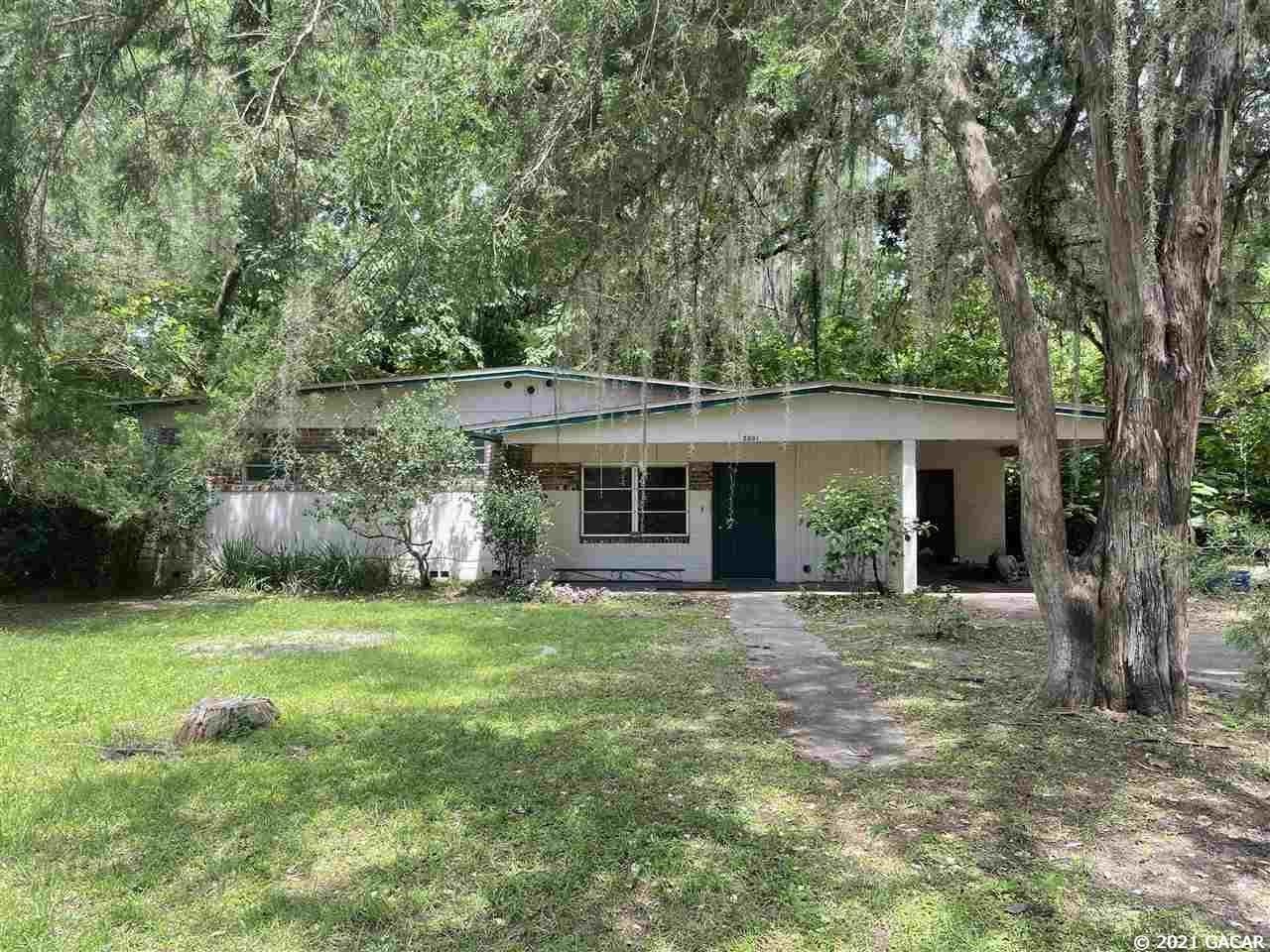 2801 NW 21ST Terrace, Gainesville, FL 32605 - #: 446578