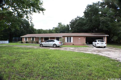 Photo of 21621 NW 205th Street, High Springs, FL 32643 (MLS # 446601)