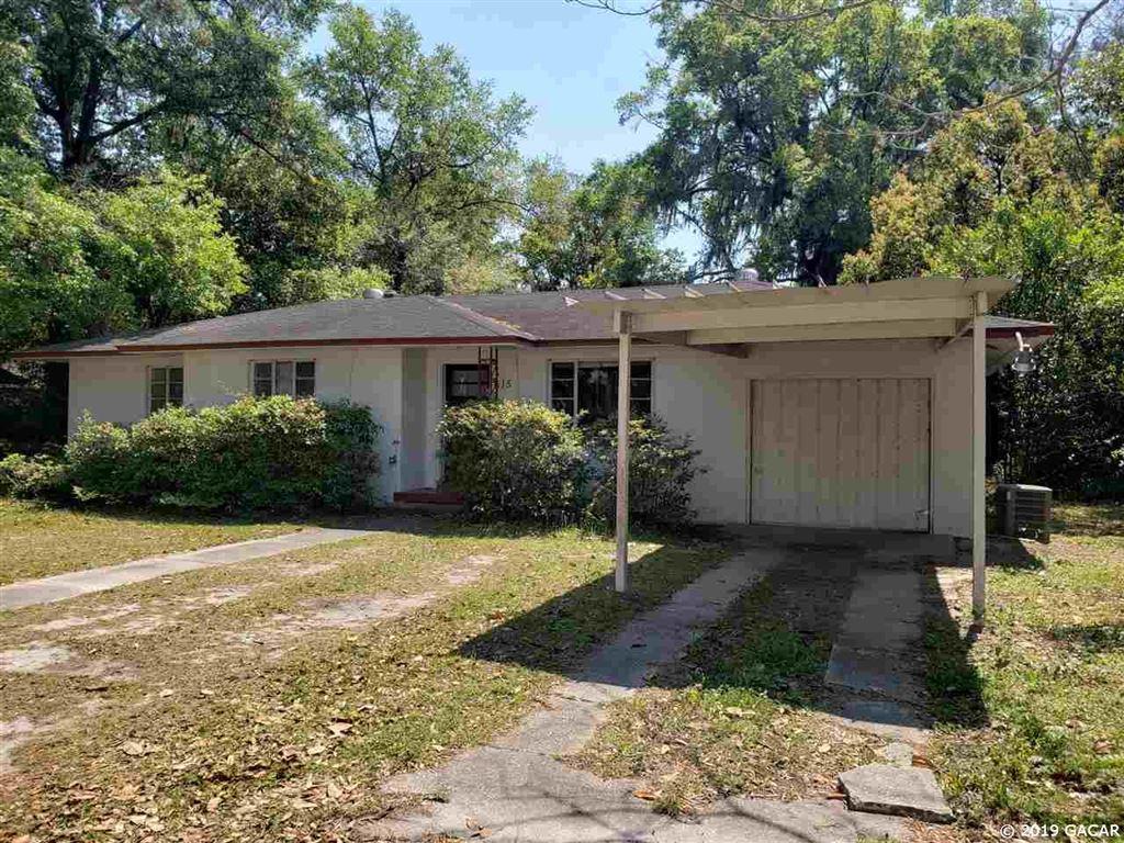 615 NW 11TH Avenue, Gainesville, FL 32601 - #: 423604