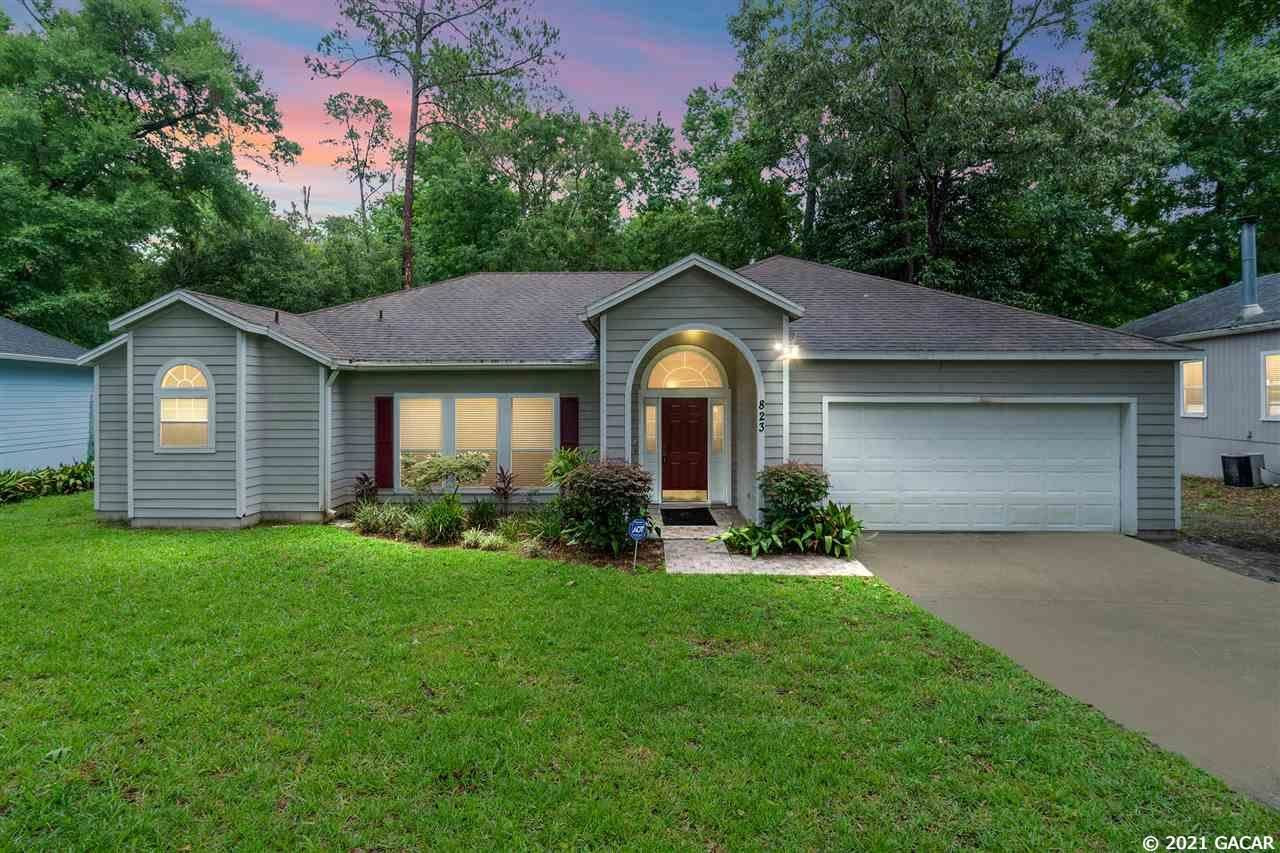 823 NW 113TH Terrace, Gainesville, FL 32606 - #: 445614