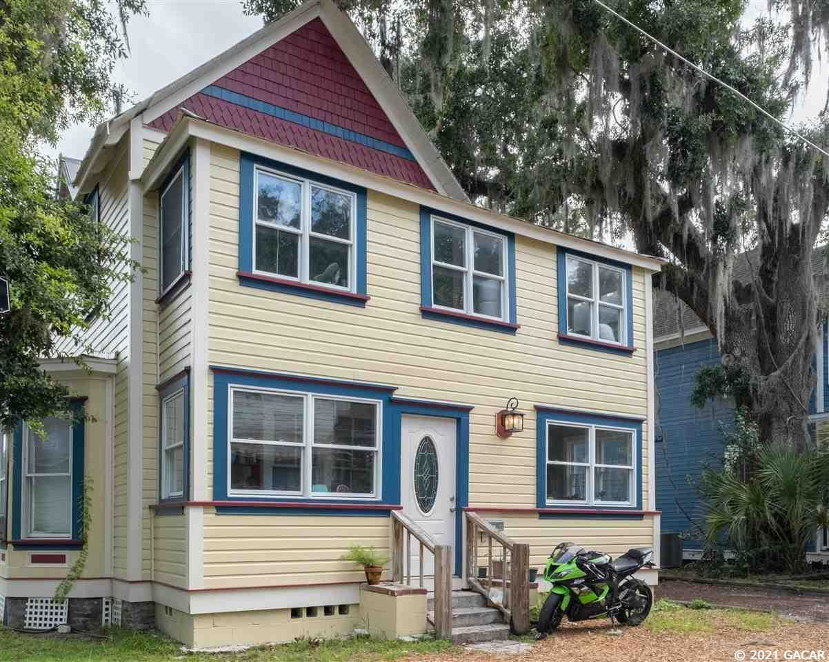 318 NW 4th Avenue, Gainesville, FL 32601 - #: 446657