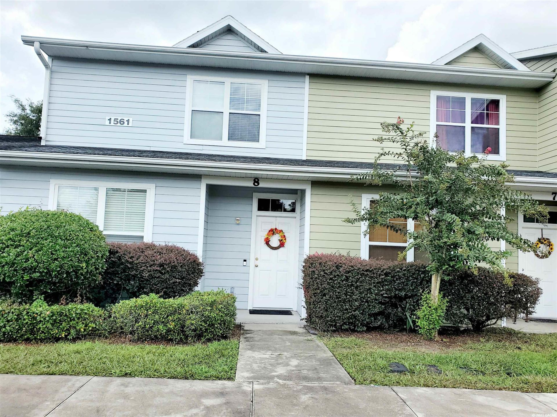 1609 NW 29Th Road Unit 8, Gainesville, FL 32605 - #: 447665
