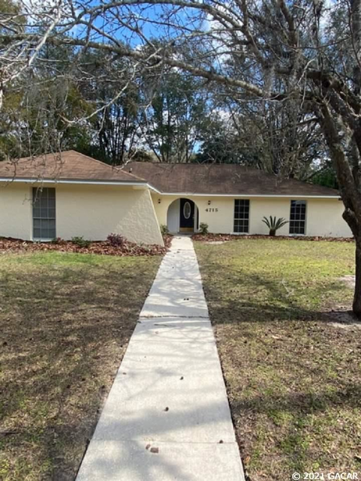 4715 NW 40TH Terrace, Gainesville, FL 32606 - #: 442765