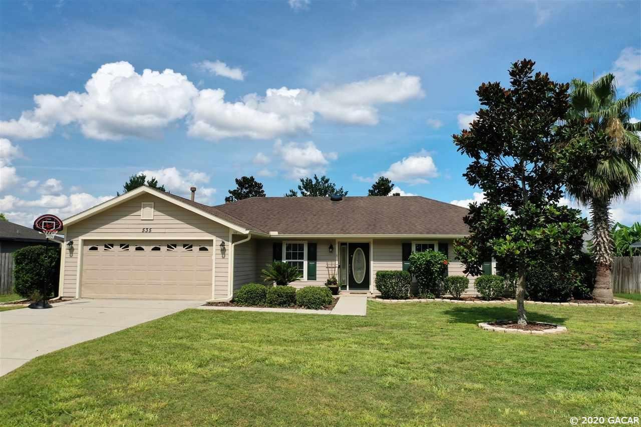 535 NW 233rd Terrace, Newberry, FL 32669 - #: 435809