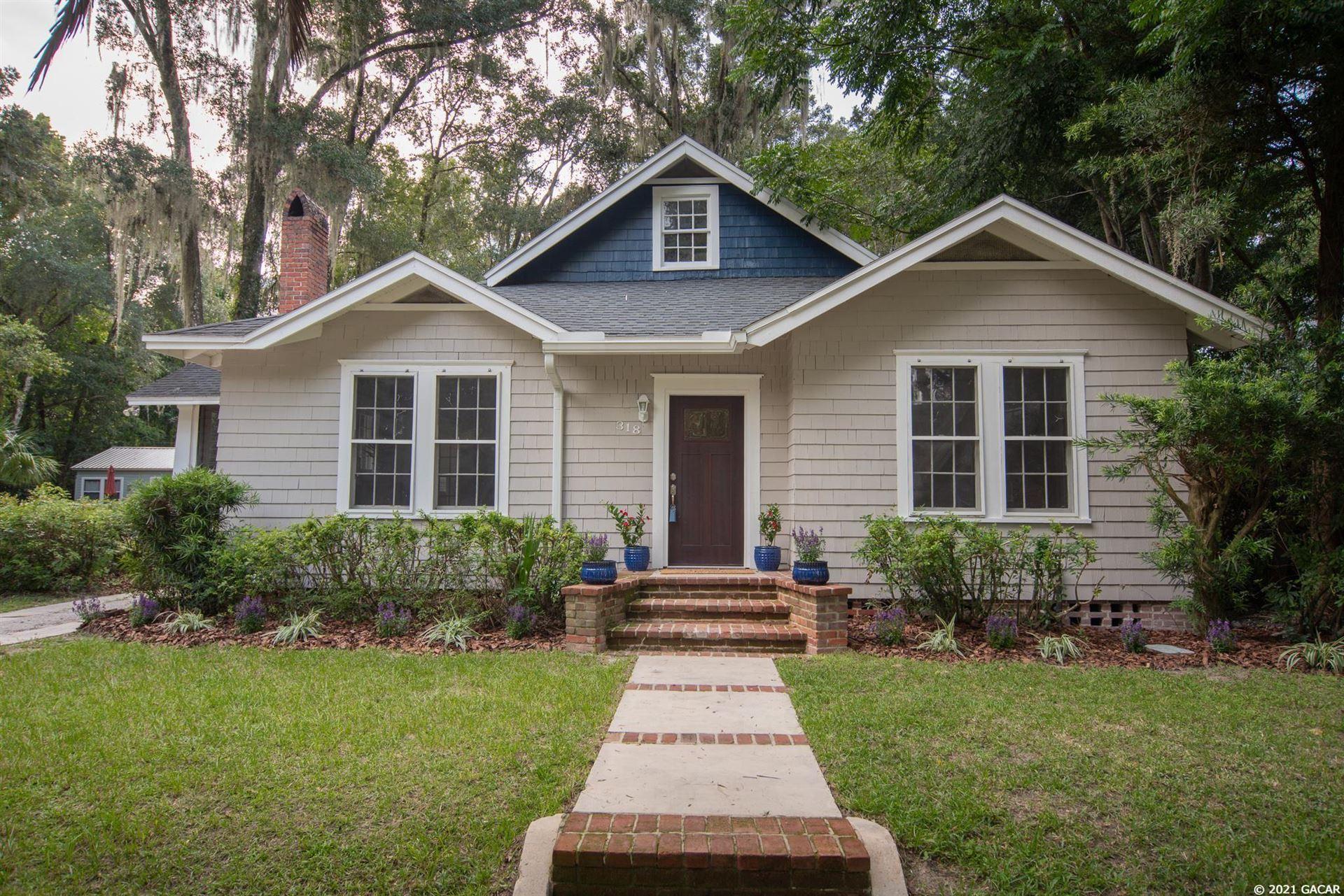 318 NW 24TH Street, Gainesville, FL 32607 - #: 447851