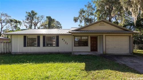 Photo of 4731 NW 29th Avenue, Gainesville, FL 32606 (MLS # 439856)