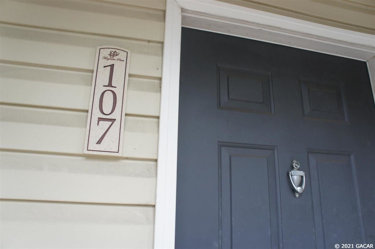 4341 NW 49TH Street 107, Gainesville, FL 32606 - #: 445929