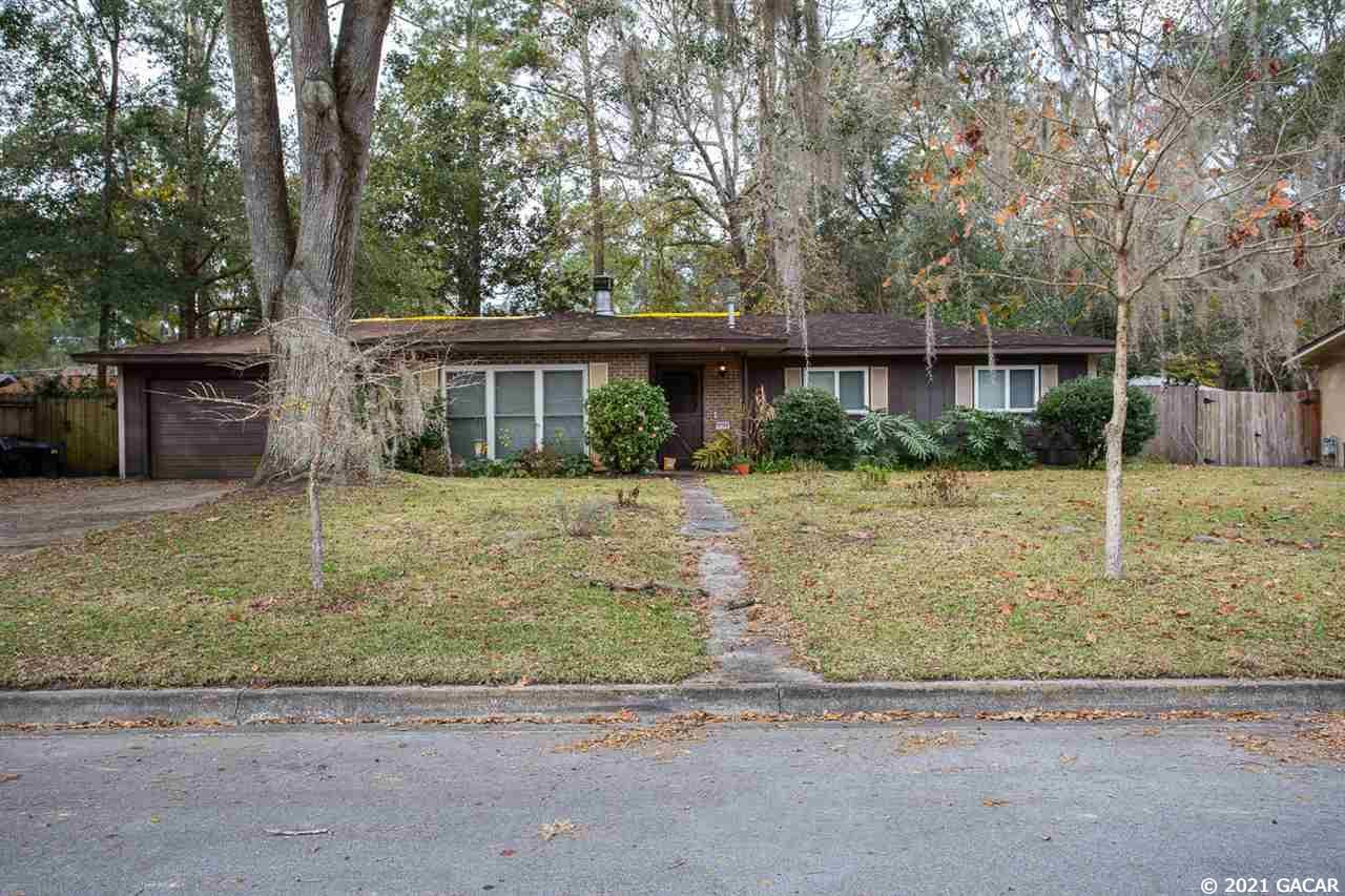 4706 NW 30TH Street, Gainesville, FL 32605 - #: 440942