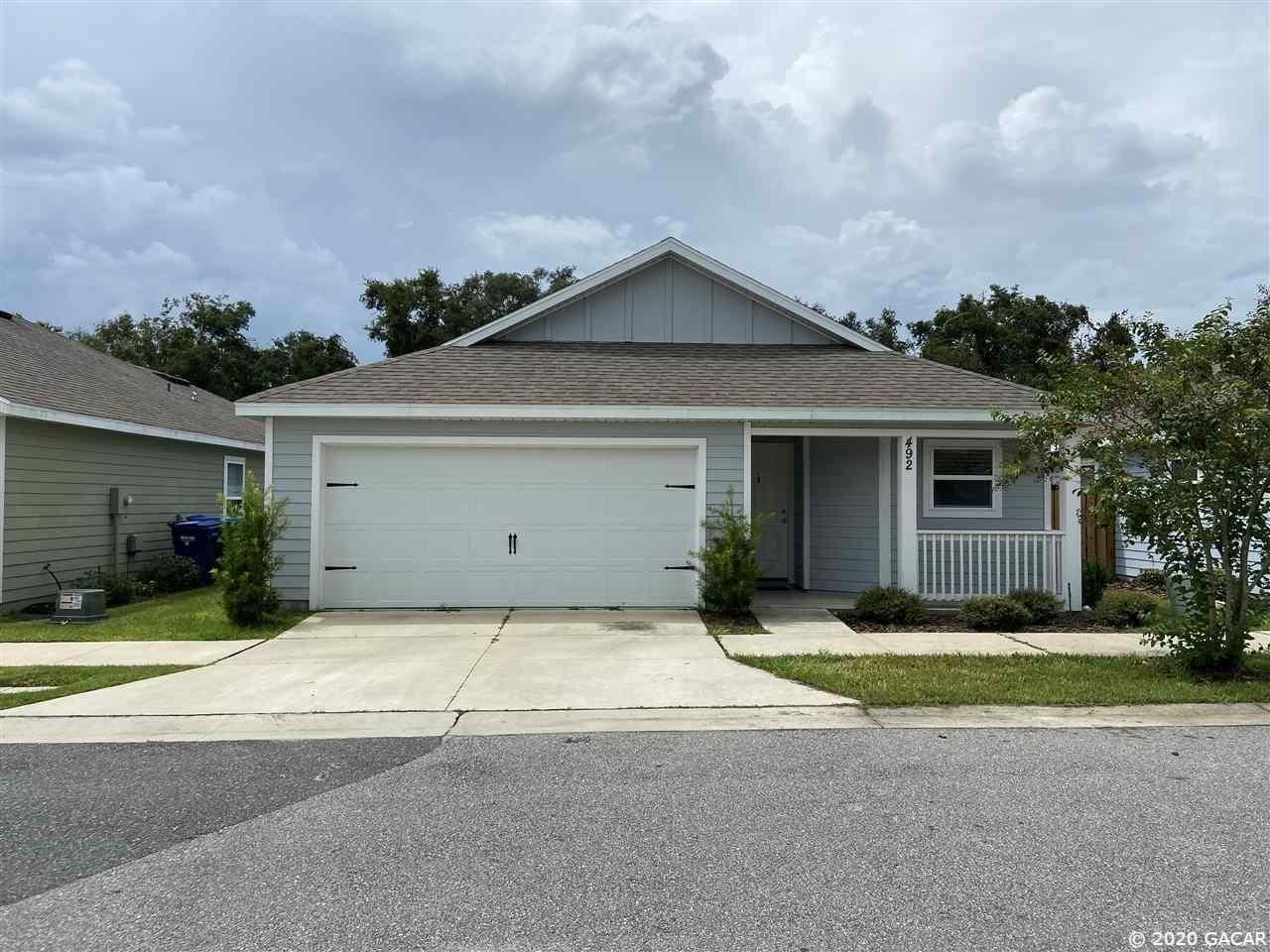 492 SW 251 Drive, Newberry, FL 32669 - #: 437969