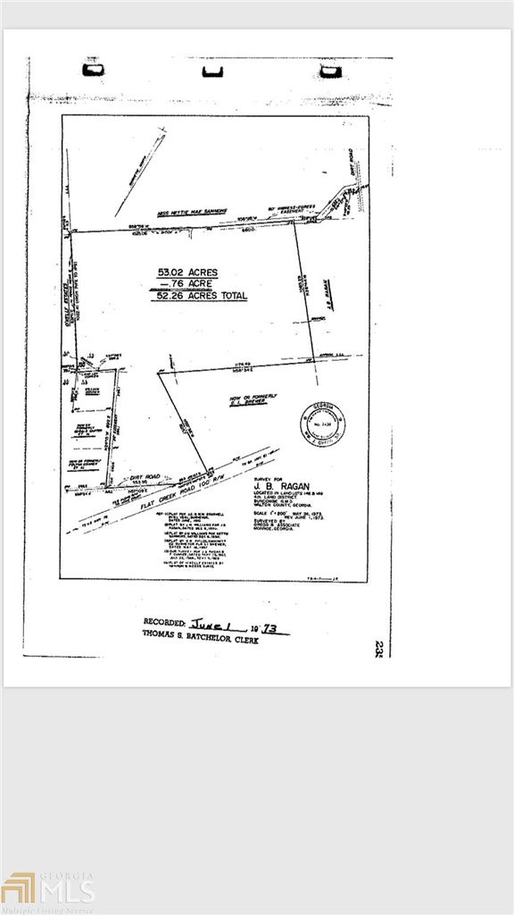 0 Tom Brewer Rd, Loganville, GA 30052 - MLS#: 8614000