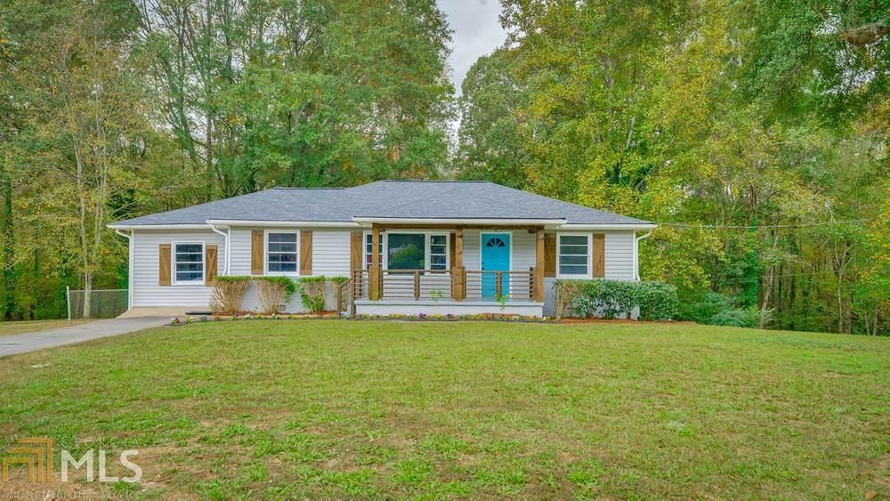 4598 Flint Hill Rd, Austell, GA 30106 - MLS#: 8880003