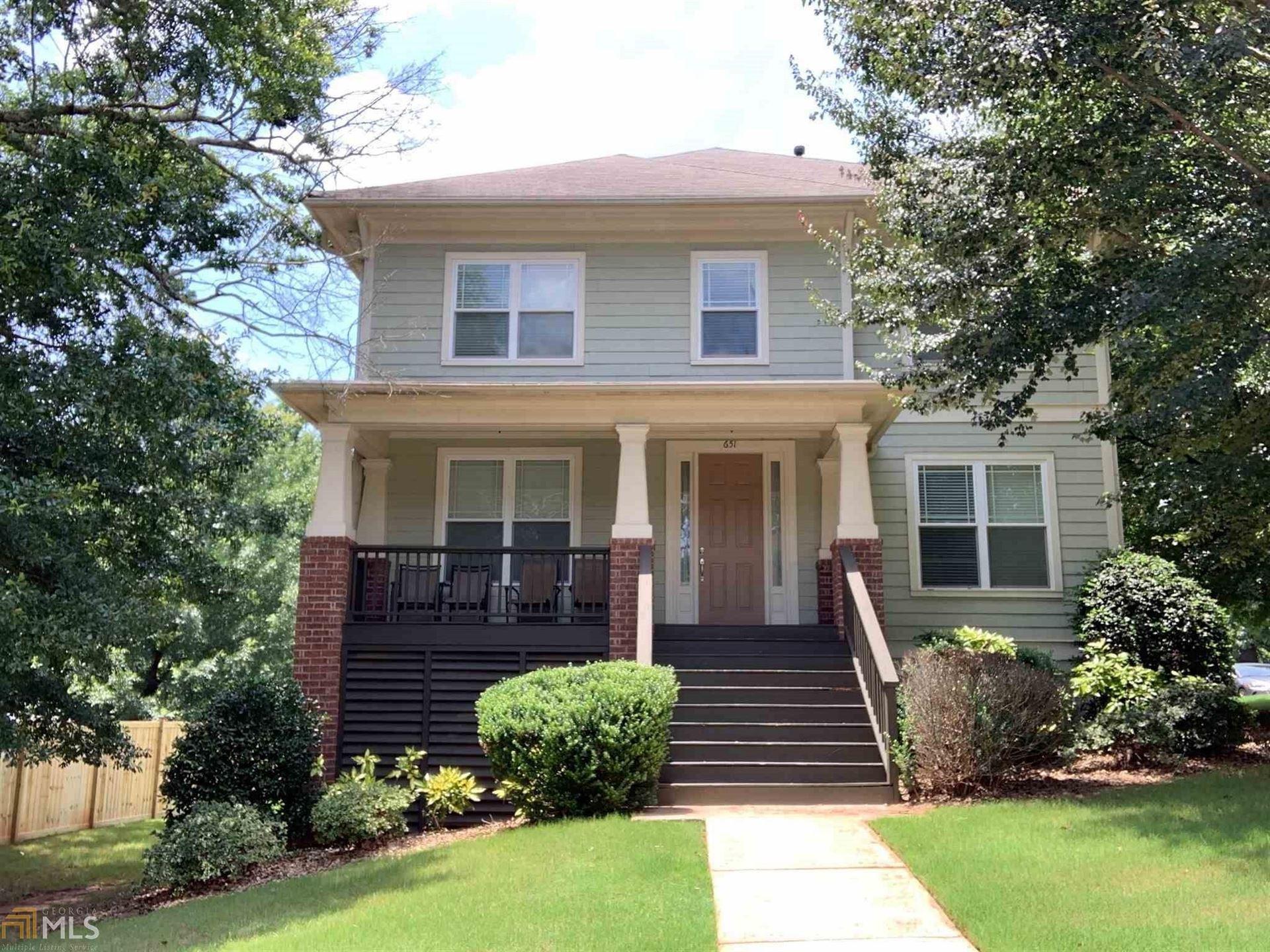 651 Vernon Ave, Atlanta, GA 30316 - #: 8822005