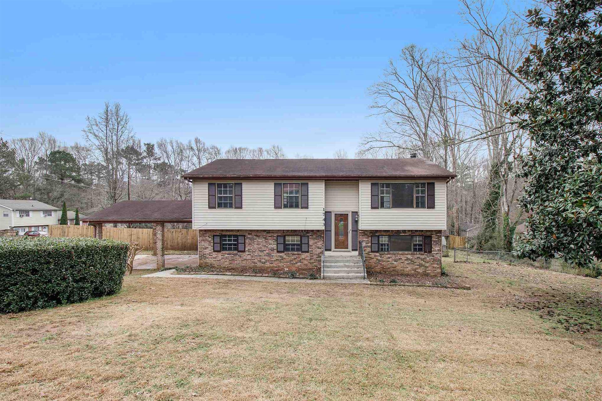 1743 Jarrard, Jonesboro, GA 30236 - MLS#: 8912011