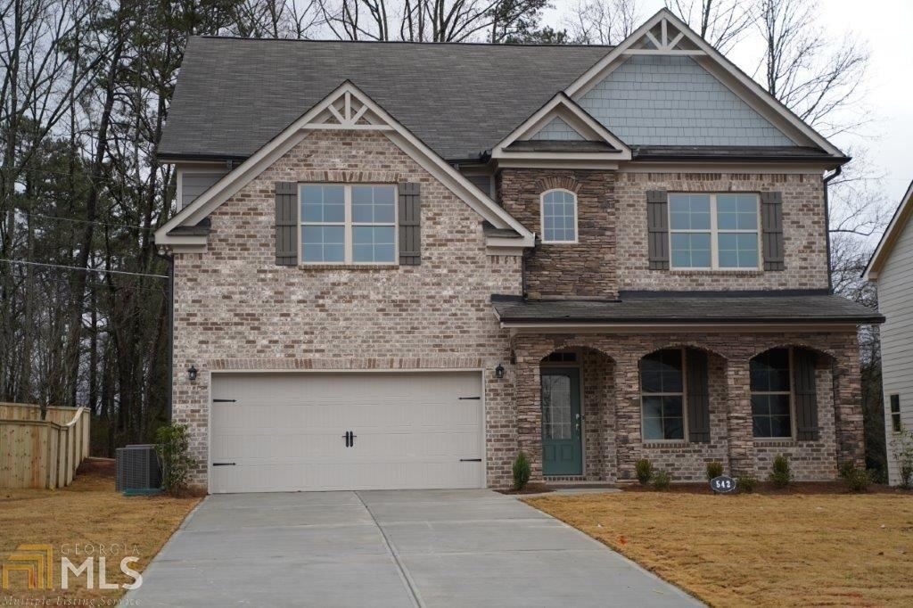542 Flyingbolt Run, Canton, GA 30115 - MLS#: 8701019